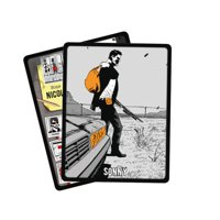 Deck Box: Porta Mazzo Pesca